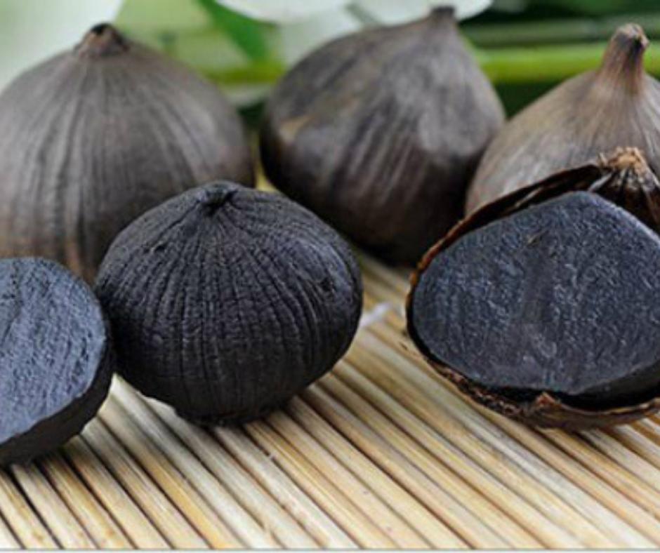 Ăn tỏi đen giúp phòng bệnh