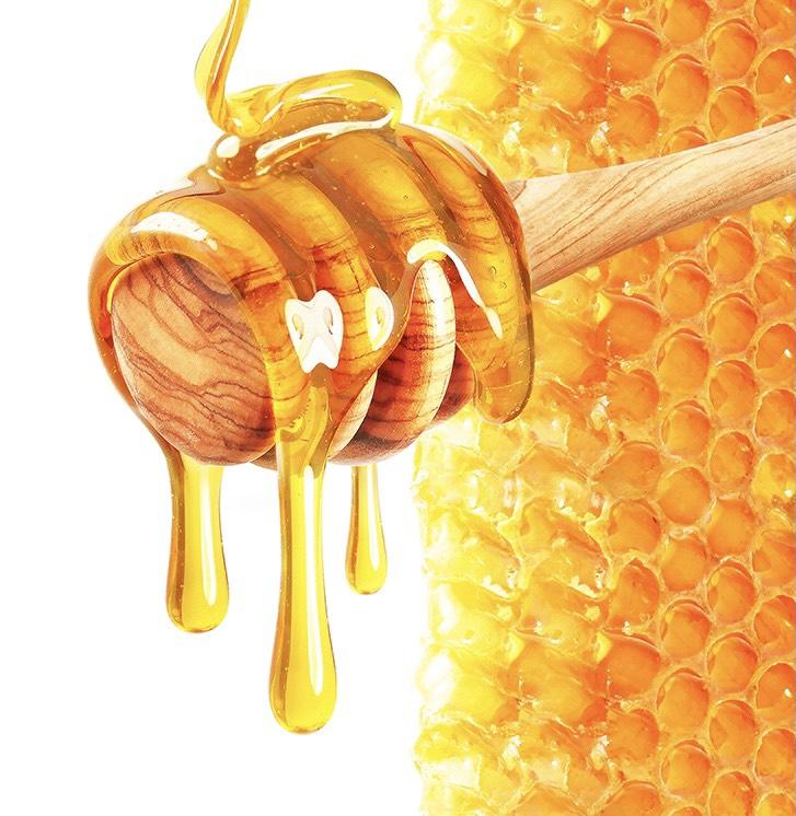 Tỏi cô đơn ngâm mật ong hình 4